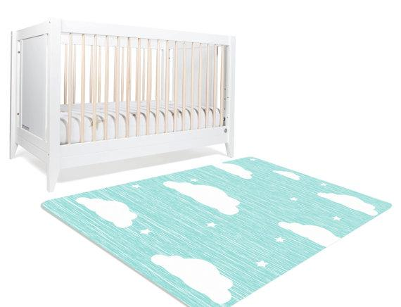 Aden Cloud Nursery Rug