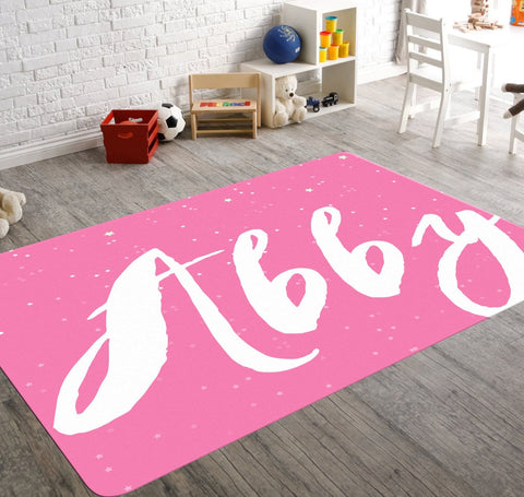 Sadie Custom Nursery Rug