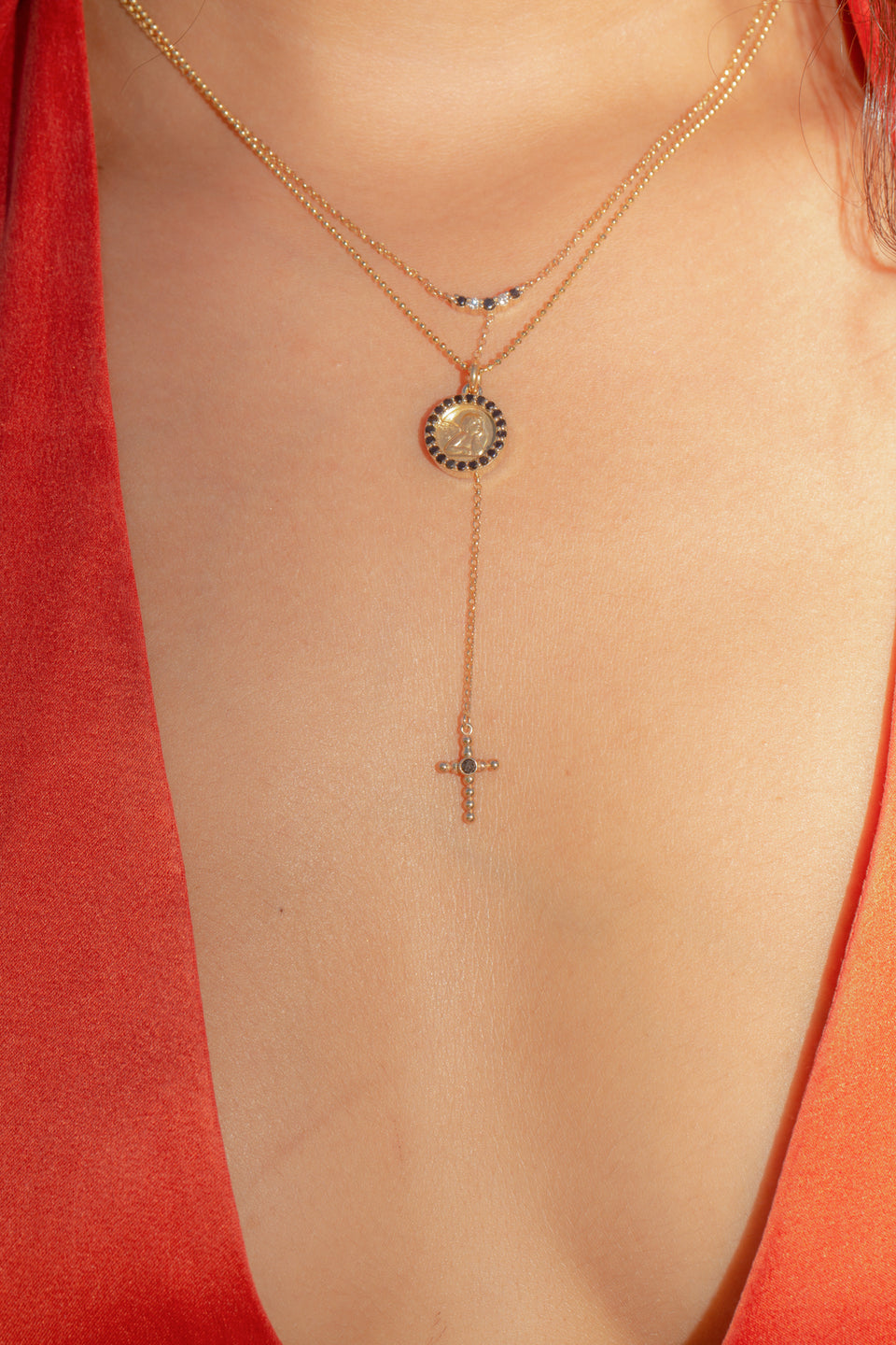 My Sweet Angel Necklace