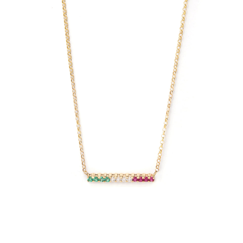 Flags of the World Necklace