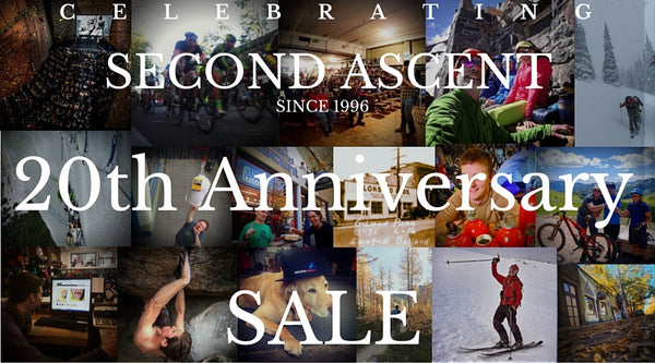 20th Year Anniversary | Ascent Cycles Grand Opening | Camp Cookery