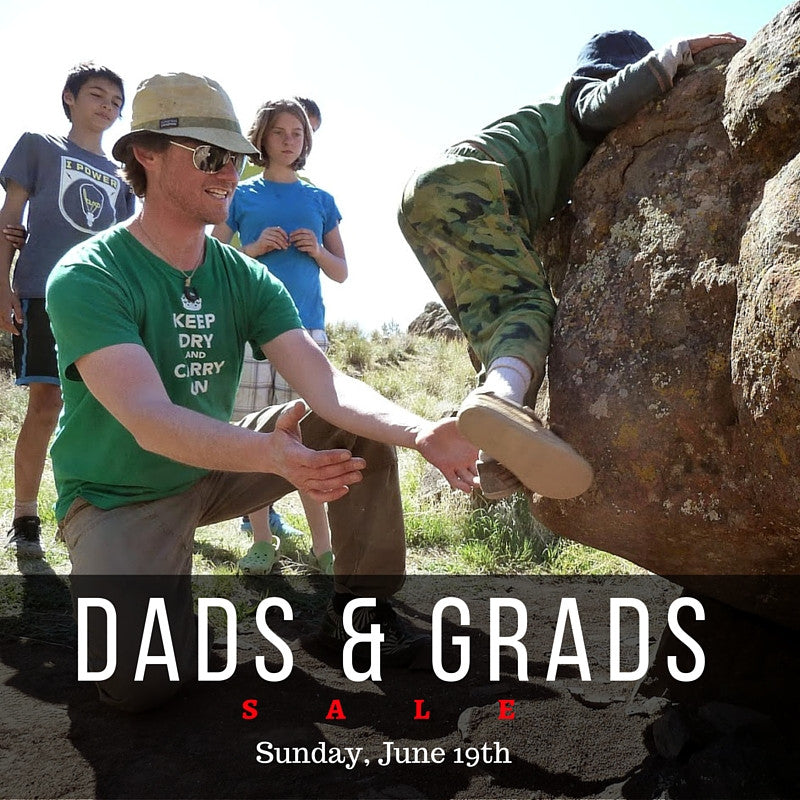Dads & Grads Sale | Sunday, June 19th