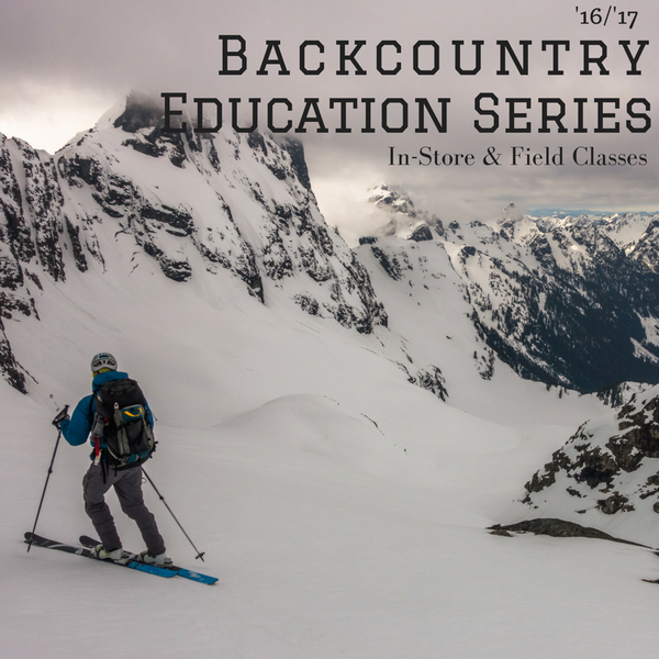 Backcountry Education Series