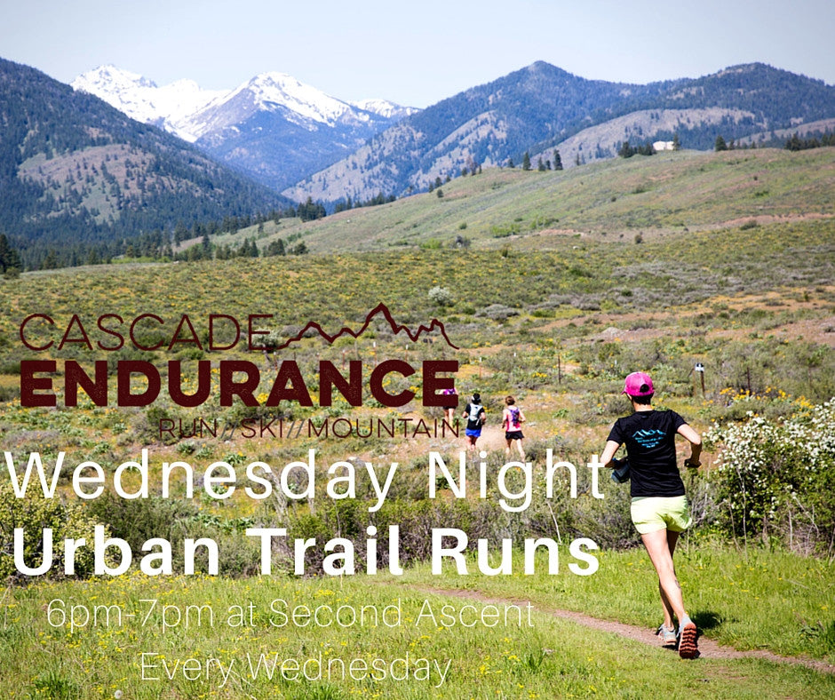 May Events - Wednesday Urban Trail Runs | Leavenworth Rockfest
