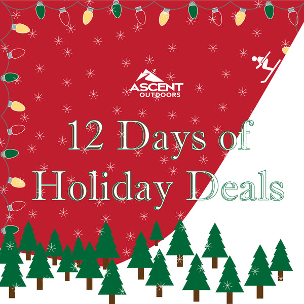 12 Days of Holiday Deals!