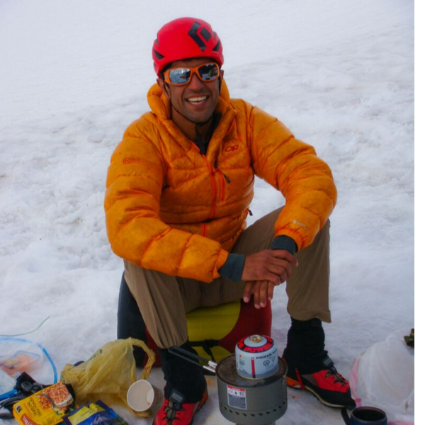 Meet Sandeep: The New Owner Of Ascent Outdoors