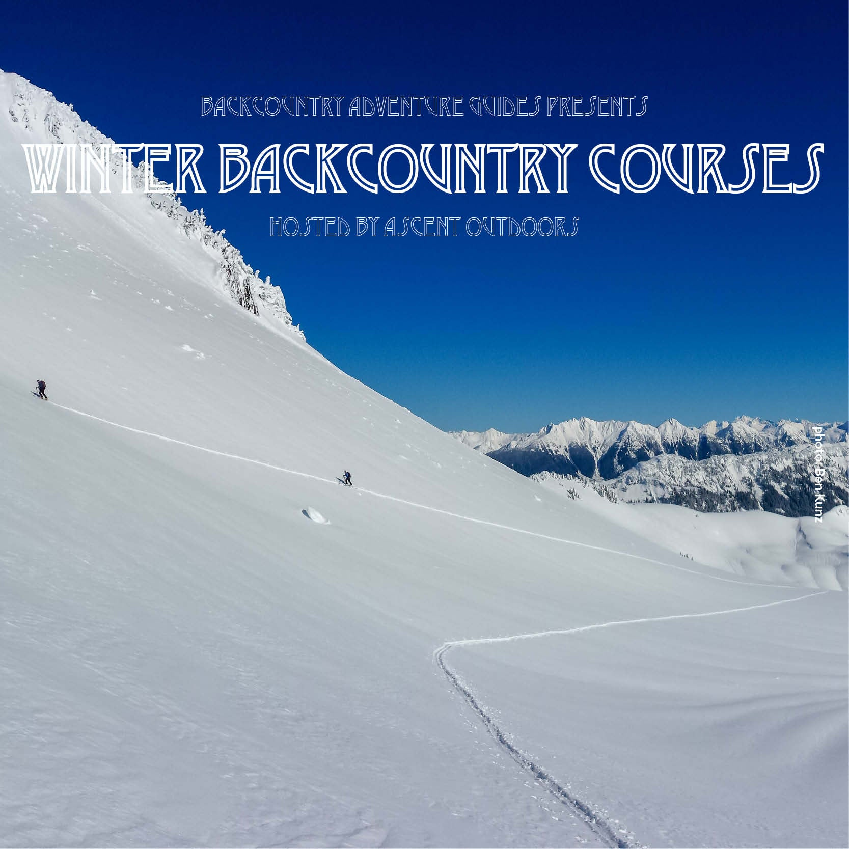 Winter Backcountry Courses
