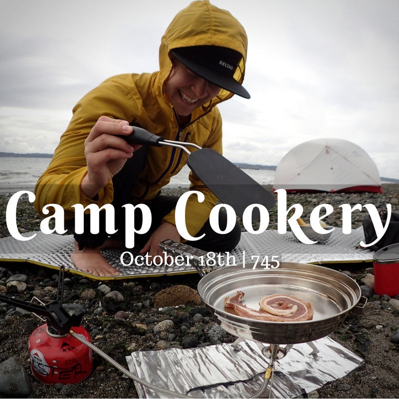 Camp Cookery Class