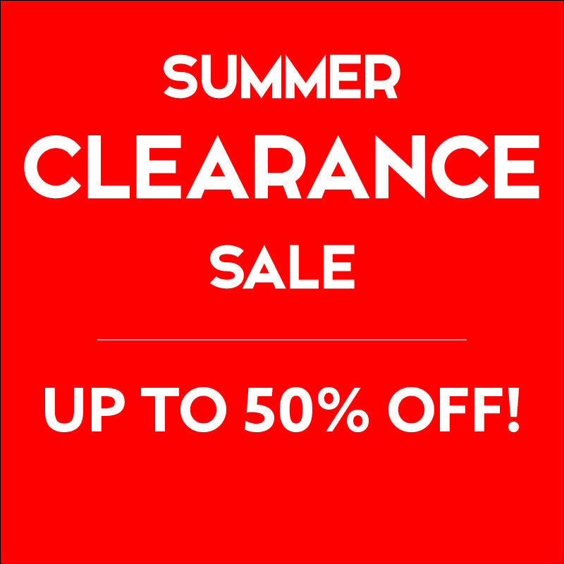 Summer Clearance Sale | Up to 50% OFF