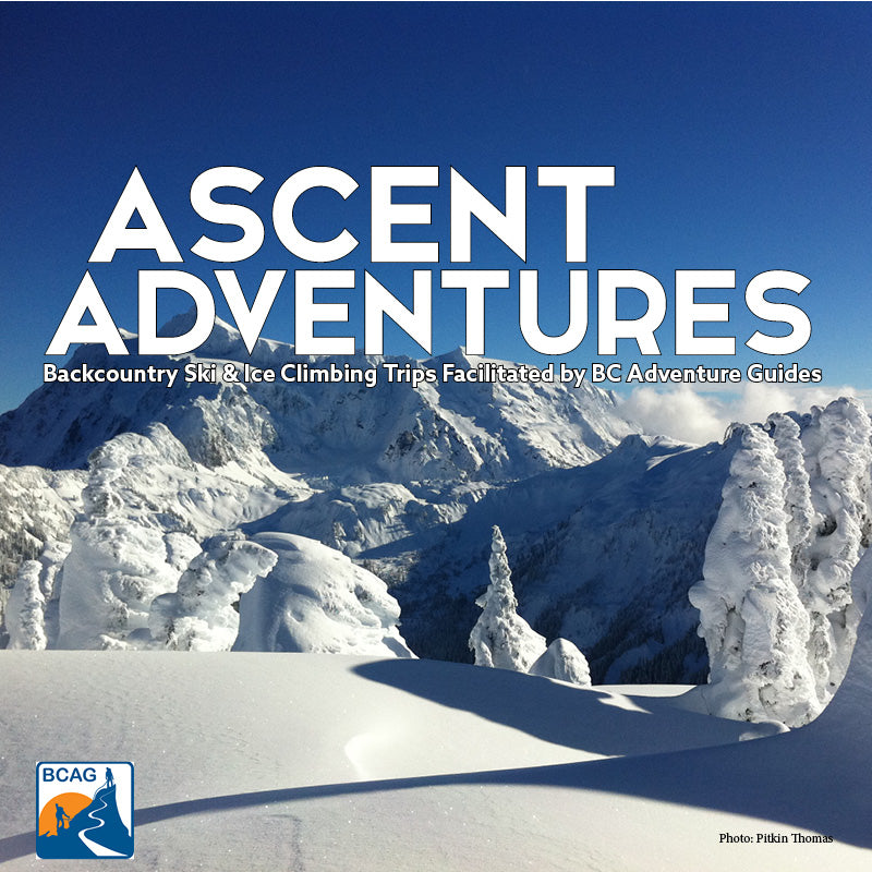 Ascent Adventures | Backcountry Ski & Ice Climbing Trips Facilitated by BC Adventure Guides