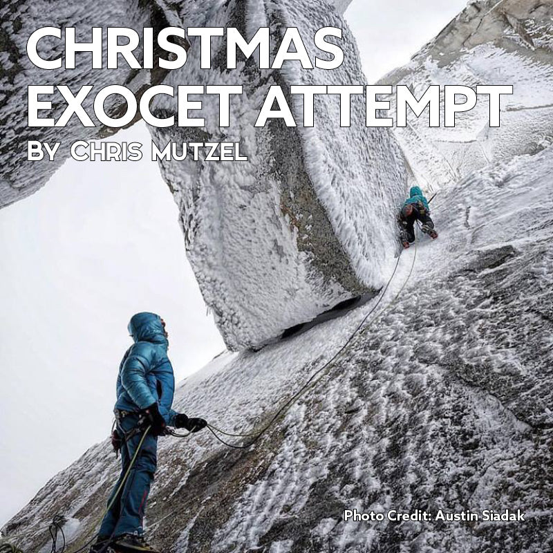 Christmas Exocet Attempt | by Chris Mutzel