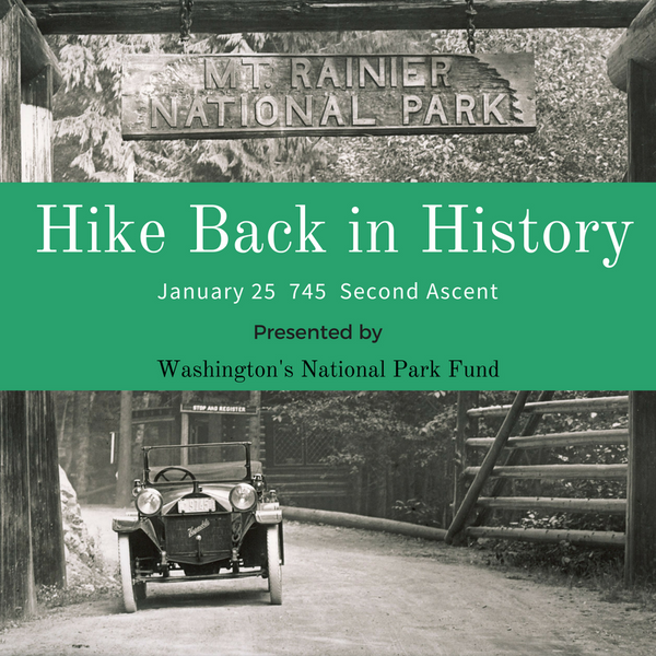 Hike Back in History with Washington's National Park Fund