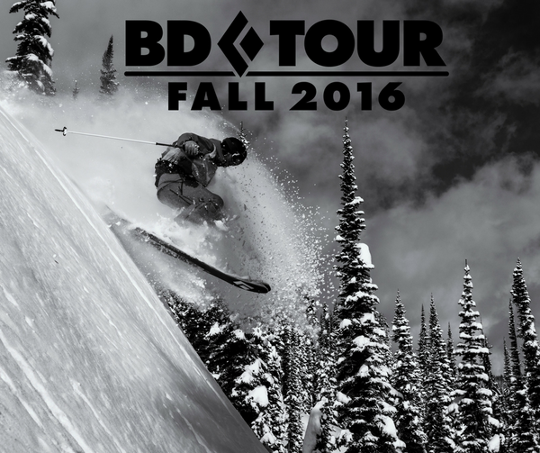 BDTour Athlete Speaker Series: Tobin Seagel