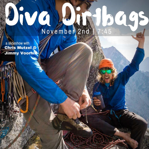 Diva Dirtbags: Progress in Climbing & Life on the Road