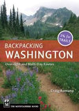 Mountaineers Books Backpacking Washington Overnight And Multiday Routes