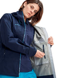 Mammut Crater Hs Hooded Jacket Women