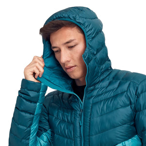 Mammut Broad Peak In Hooded Jacket Men's