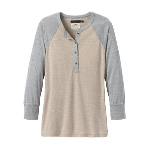 Prana Cozy Up Henley- Women's