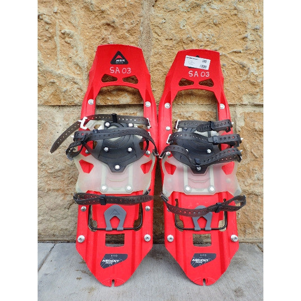 MSR EVO Ascent Snowshoe Rental