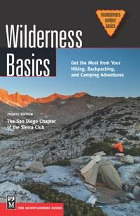 Mountaineers Books Wilderness Basics 4E
