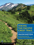 Mountaineers Books Hiking Pacific Crest Trail Washington