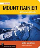 Mountaineers Books Mt Rainier Climbing Guide 3Rd Ed __