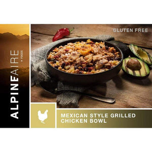 Alpineaire Mexican Style Grilled Chicken Bowl (Gf)