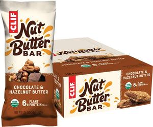 Clif Nut Butter Chocolate & Hazelnut Bar