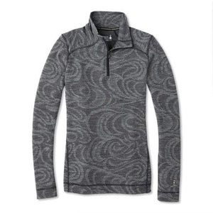 Smartwool Women's Merino 250 Baselayer Pattern 1/4 Zip