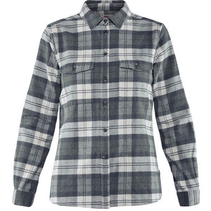 Fjall Raven Ovik Heavy Flannel Shirt Women's