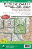 Mountaineers Books 51X Methow
