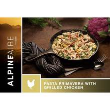 Alpineaire Pasta Primavera With Grilled Chicken