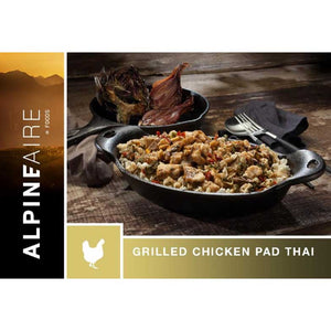 Alpineaire Grilled Chicken Pad Thai
