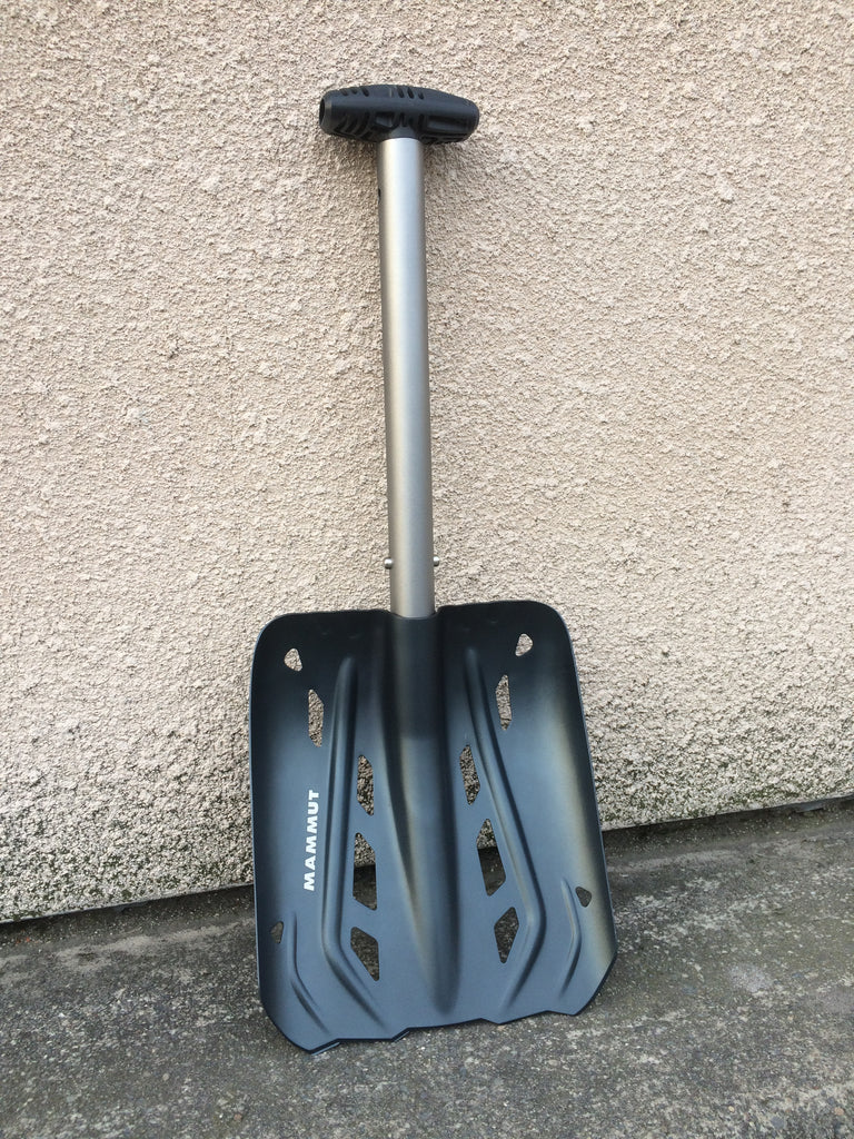 Mammut Alugator Light Shovel Rental Ballard