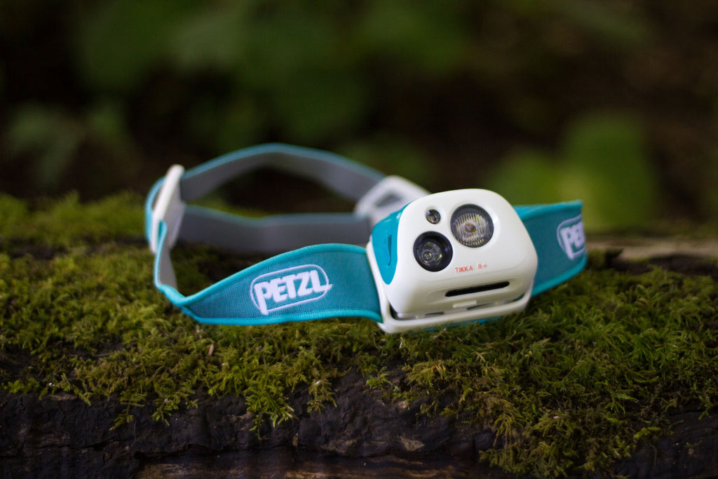 Petzl Tikka R+ Headlamp Rental