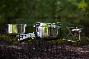MSR Wind Pro Cookset and Stove Rental  Ballard