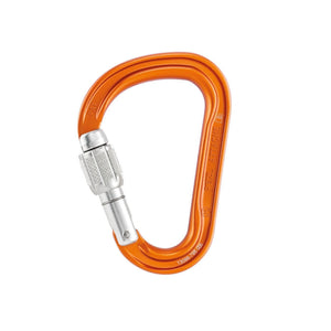 Petzl ATTACHE  Pear Shaped Screw Lock Carabiner