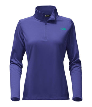 THE North Face WOMEN'S TECH GLACIER 1/4 ZIP Fleece