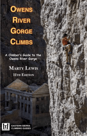 Wolverine Publishing Owens River Gorge Climbs