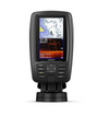 Garmin ECHOMAP Plus 43cv with Transducer