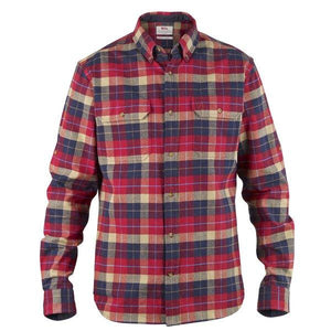 Fjallraven Singi Heavy Flannel Shirt Men's
