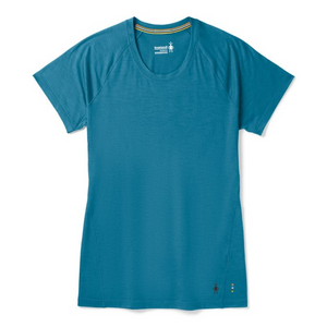 Smartwool Women's Merino 150 Base Layer Micro Stripe Short Sleeve