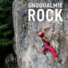 Snoqualmie Rock Guide Book