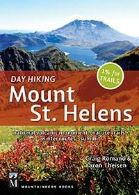 Mountaineers Books Day Hiking Mt St Helens
