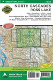 Mountaineers Books 16SX North Cascades National Park, W
