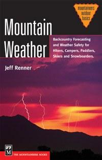 Mountaineers Books Mountain Weather