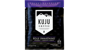 Kuju Coffee Kuju Pocket Pourover Dark