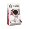 Starbucks VIA Instant Italian Roast Dark Roast Coffee