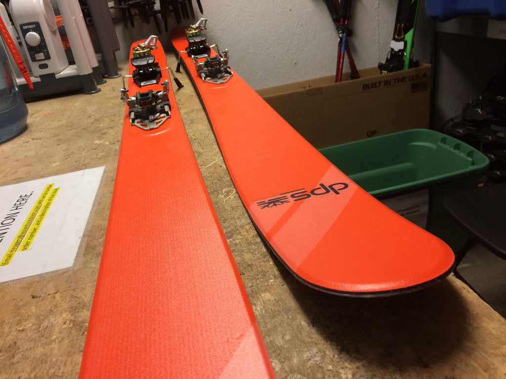 DPS Wailer A99 with Radical 2.0 Demo Ballard