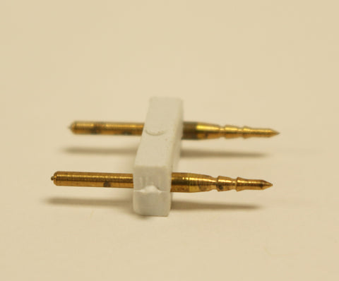 Strip light Connector 120V 2-Pin Single Color